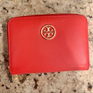Tory Burch Emerson Key Card Case Wallet